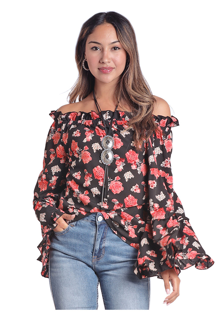 Women's Panhandle Blouse #22-4391
