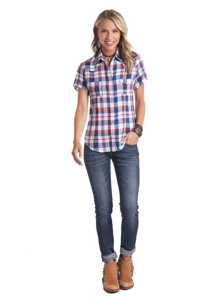 Women's Panhandle Snap Front Shirt #23S5431