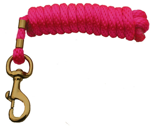 American Heritage Equine Braided Poly Lead Rope #248