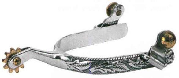 Women's American Heritage Equine Roping Spurs #258-318