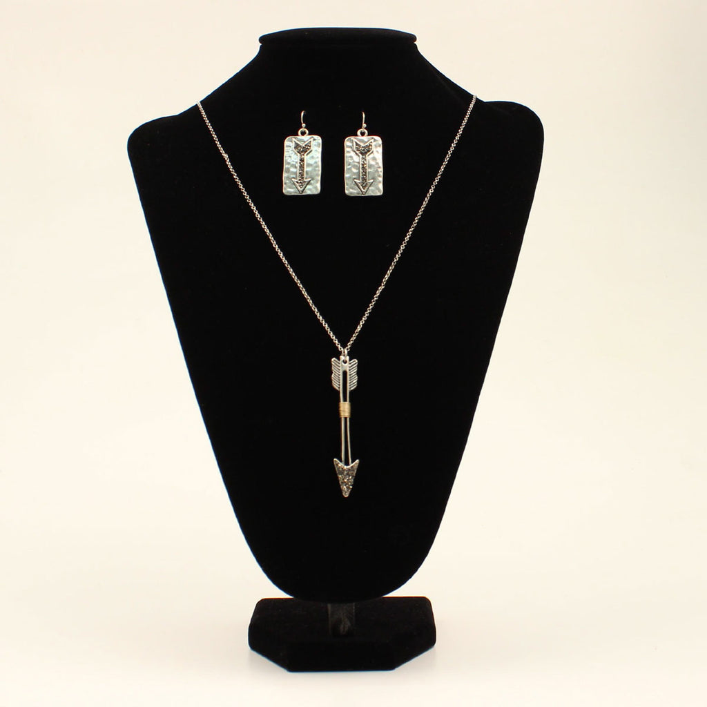 Blazin' Roxx Necklace Set #30960