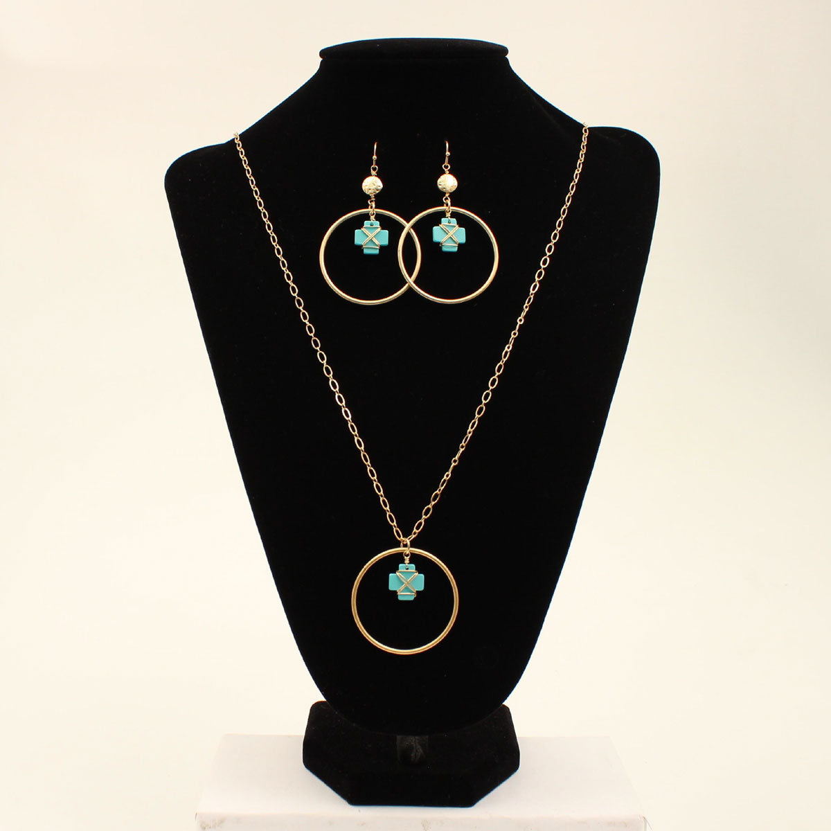 Blazin' Roxx Necklace Set #30965
