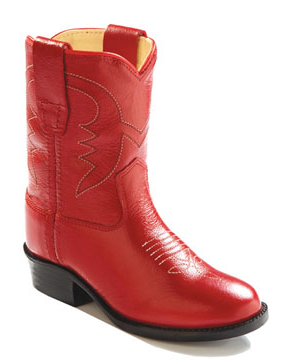 Toddler's Old West Western Boot #3116 (4-8)