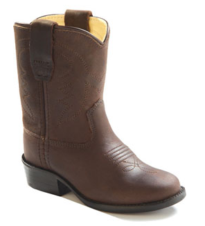 Toddler's Old West Western Boot #3151 (4-8)