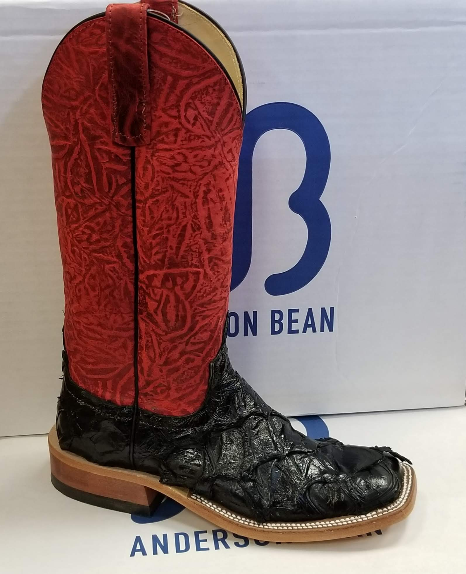 66bb6bad462 Women's Anderson Bean Western Boot #320015