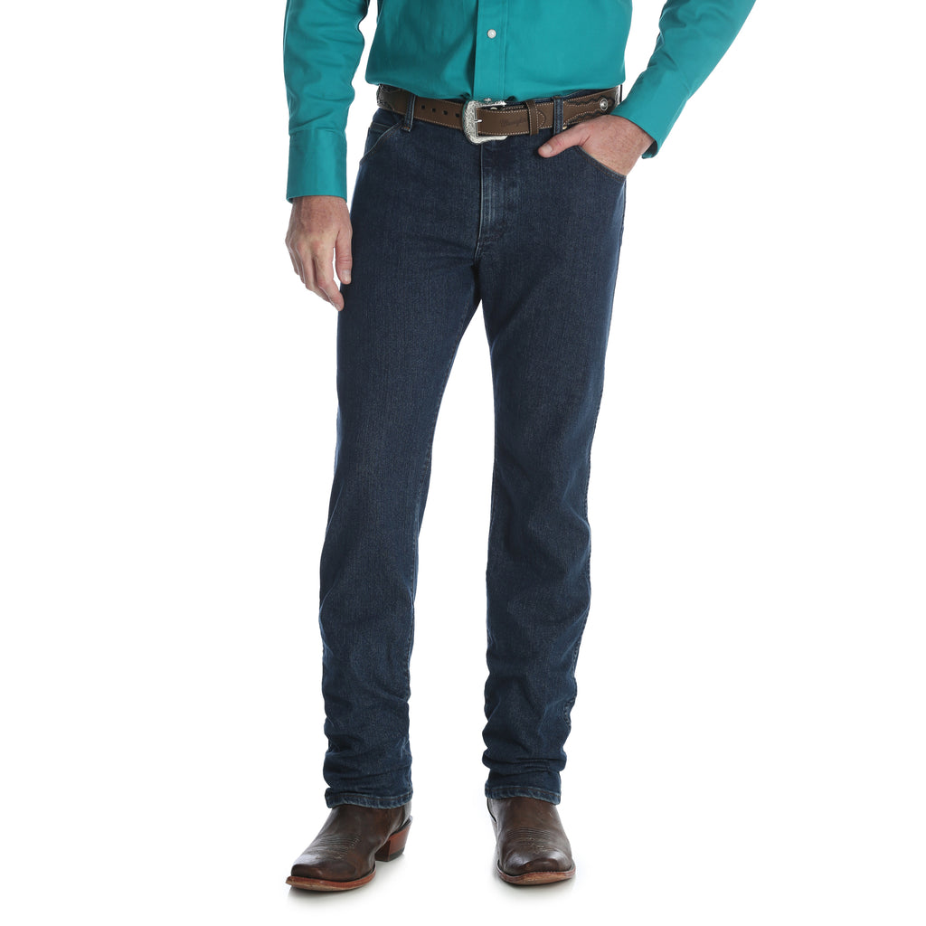 Men's Wrangler Premium Performance Slim Fit Cowboy Cut Jean #36MAVMR
