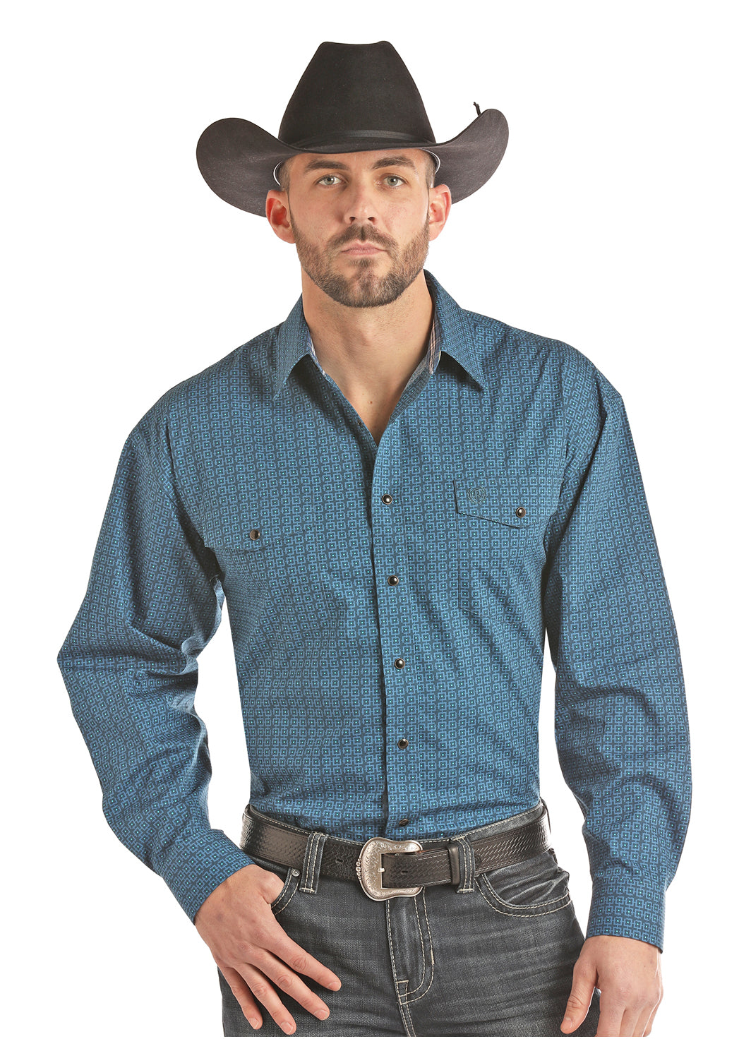 Men's Panhandle Snap Front Shirt #36Y2204 (Tall)