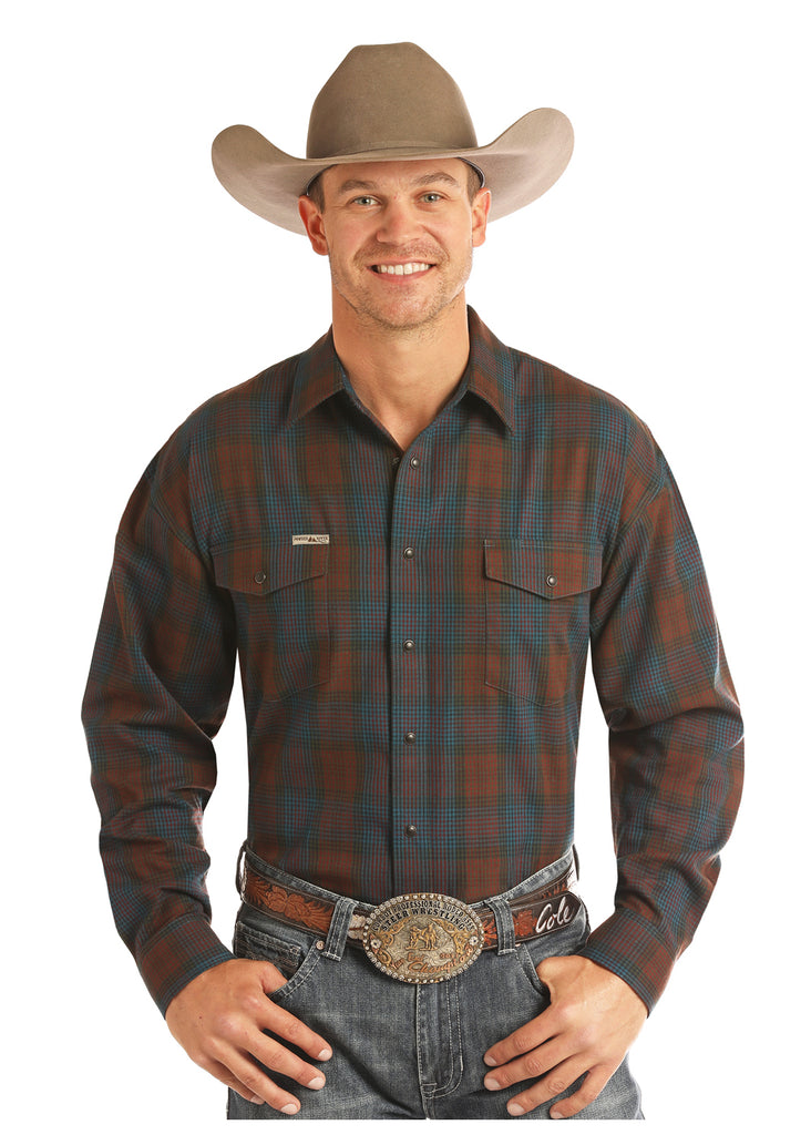 Men's Powder River Snap Front Shirt #36S2281