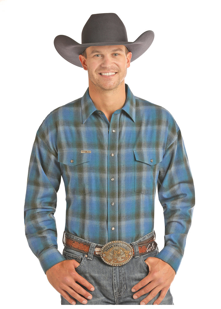 Men's Powder River Snap Front Shirt #36S2285