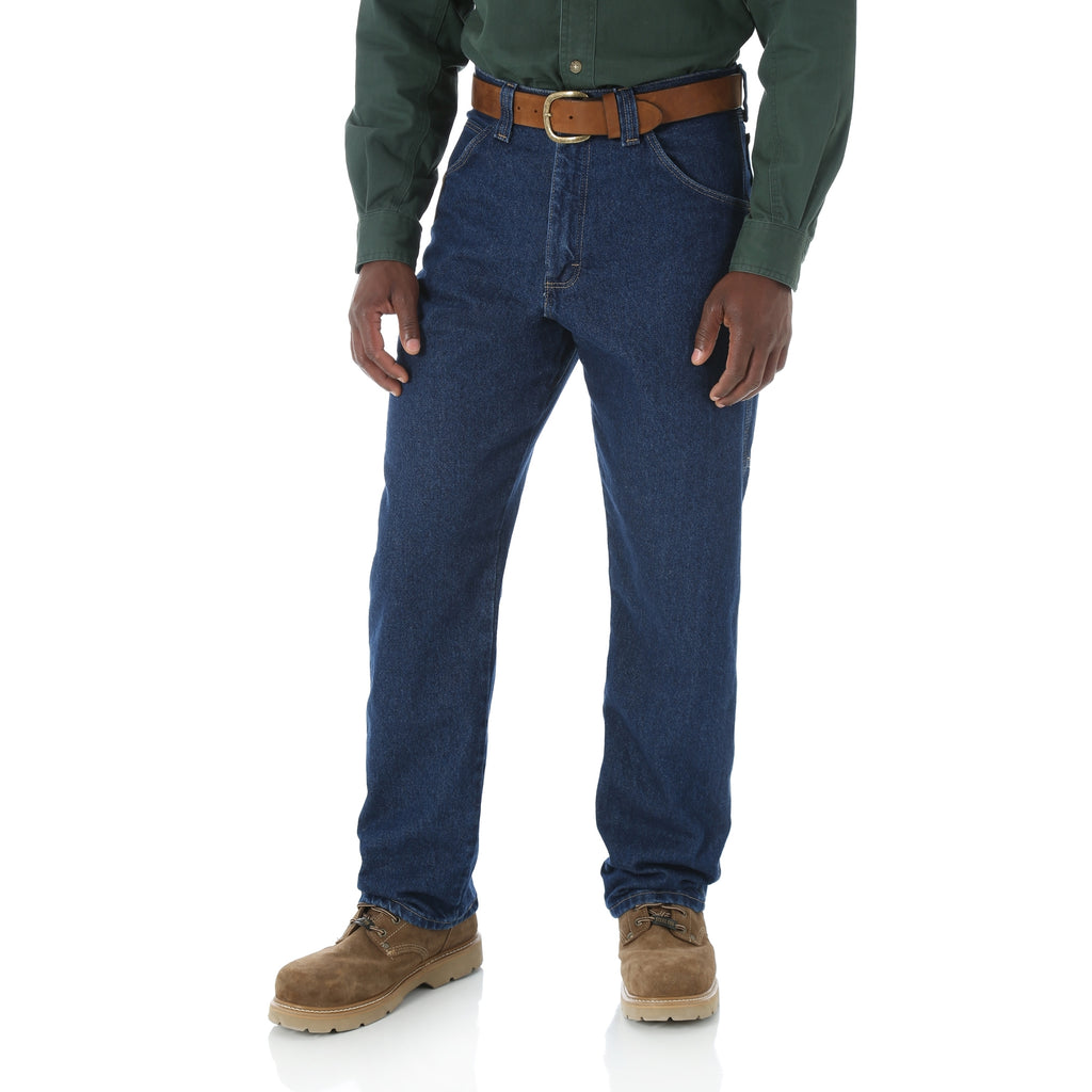 Men's Wrangler Riggs Workwear Carpenter Jean #3W020AIX (Big and Tall)
