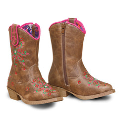 Children's Blazin' Roxx Savvy Boot #4440202 (8.5-10)