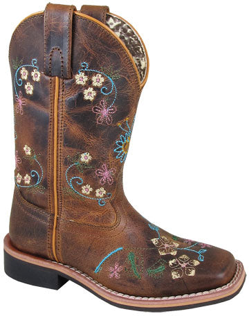 Children's Smoky Mountain Floralie Boot #3843C (8.5C-3C)