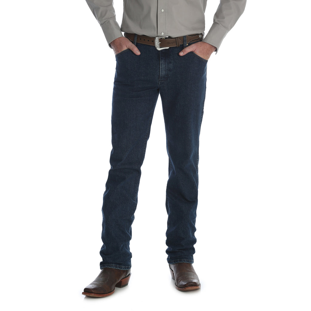 Men's Wrangler Premium Performance Cowboy Cut Regular Fit Jean #47MAVMRX (Big and Tall)