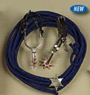 Little Outlaw Rope and Spur Set #50108