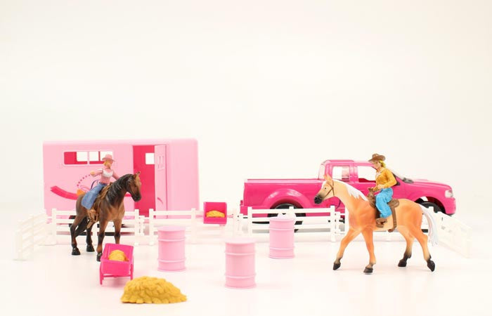 Big Time Rodeo Play Set #50644