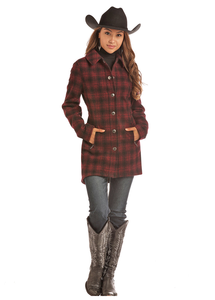 Women's Powder River Coat #52-2644