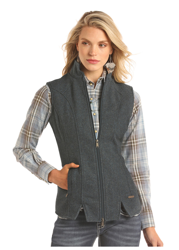 Women's Powder River Vest #58-2632