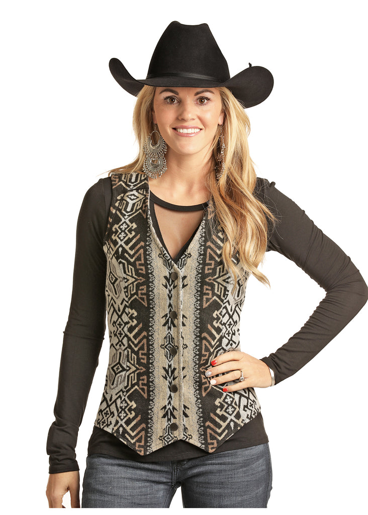Women's Powder River Vest #58-2643