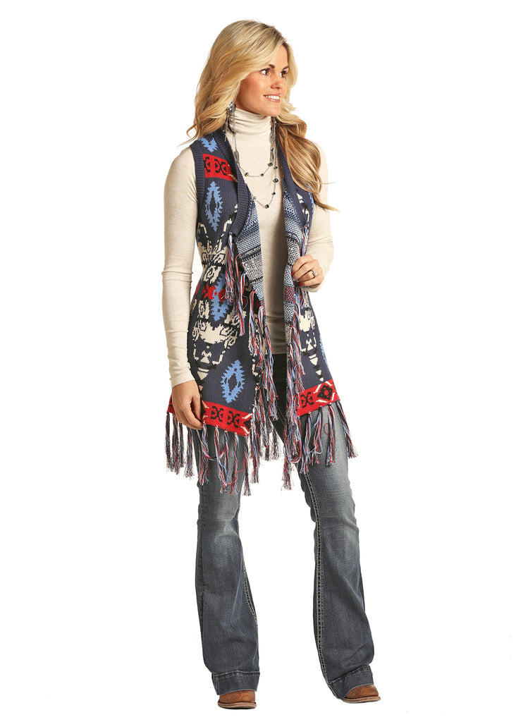 Women's Powder River Vest #58-2702