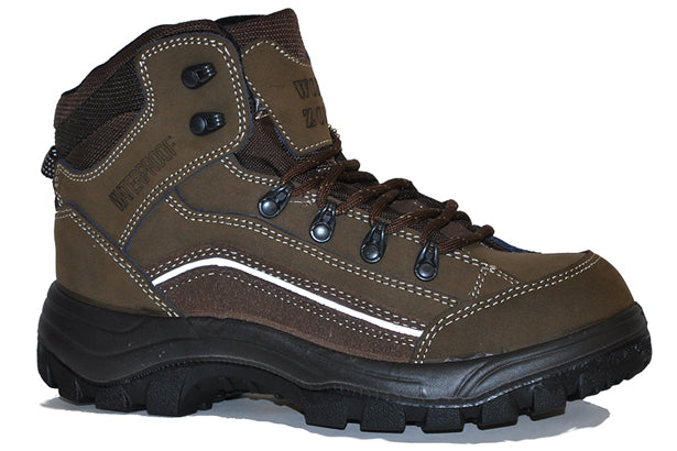 Men's Work Zone Composite Toe Waterproof Hiker Boot #C640OLV