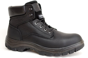 Men's Work Zone Waterproof Insulated Steel Toe Work Boot #S651BLK