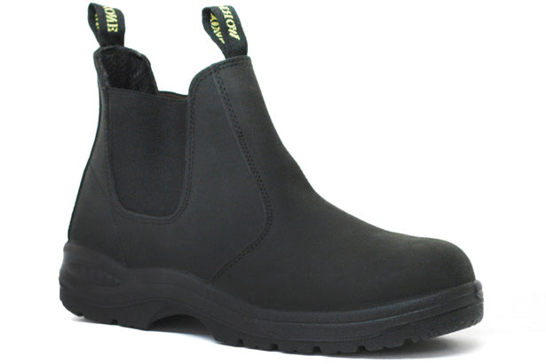 Men's Work Zone Work Boot #N660BLK-C