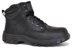 Men's Work Zone Work Boot #N691BLK