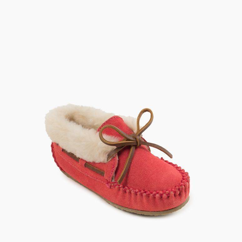 Children's Minnetonka Charley Slipper #48035