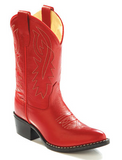 Children's Old West Western Boot #8116 (8.5C-3C)