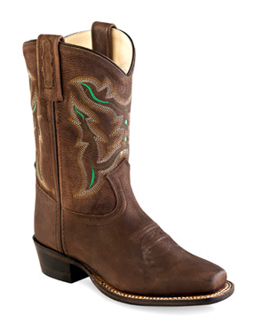 Children's Old West Western Boot #8201-C