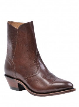 Men's Boulet Side Zip Western Boot #8203