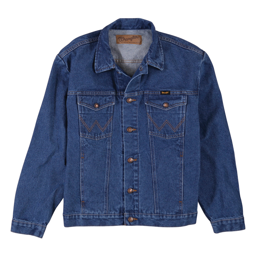 Boy's Wrangler Denim Jacket #84145MI