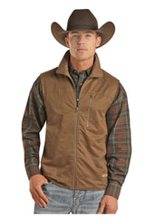 Men's Powderr River Cotton Vest #98-6756