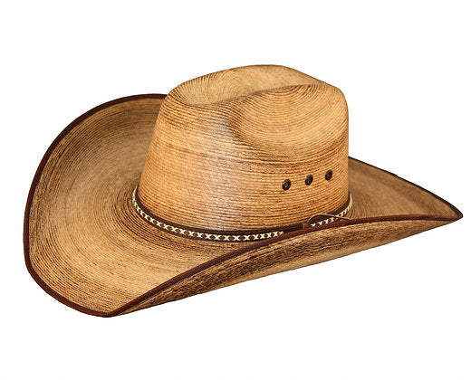 Hat Biz Hank Straw Hat #LSR216RCA