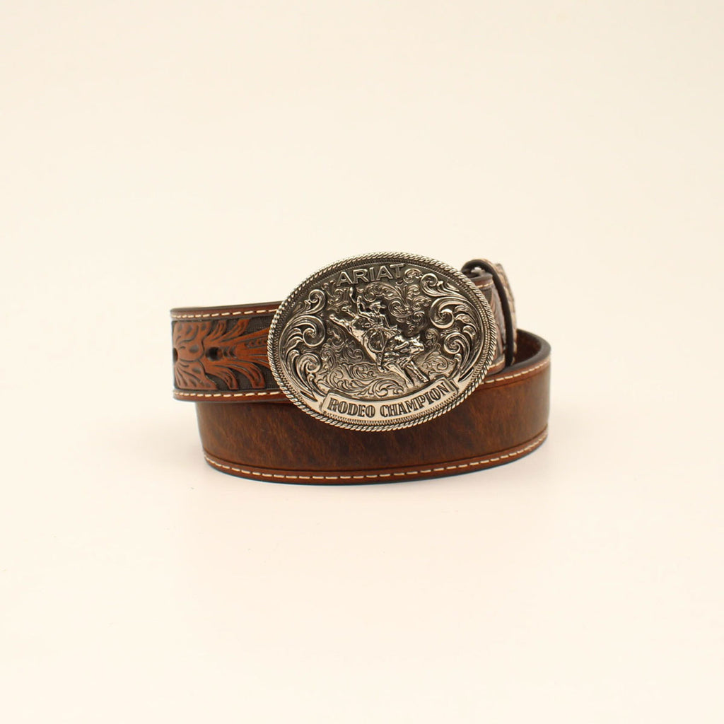 Boy's Ariat Western Belt #A1306802