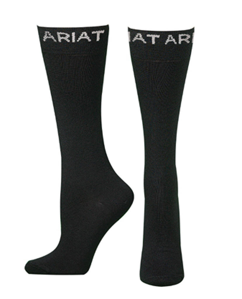 Men's Ariat Thin Boot Socks #A2501801