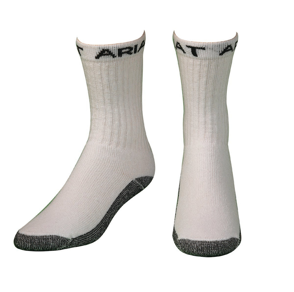 Men's Ariat Super Crew Workboot Socks #A2503805