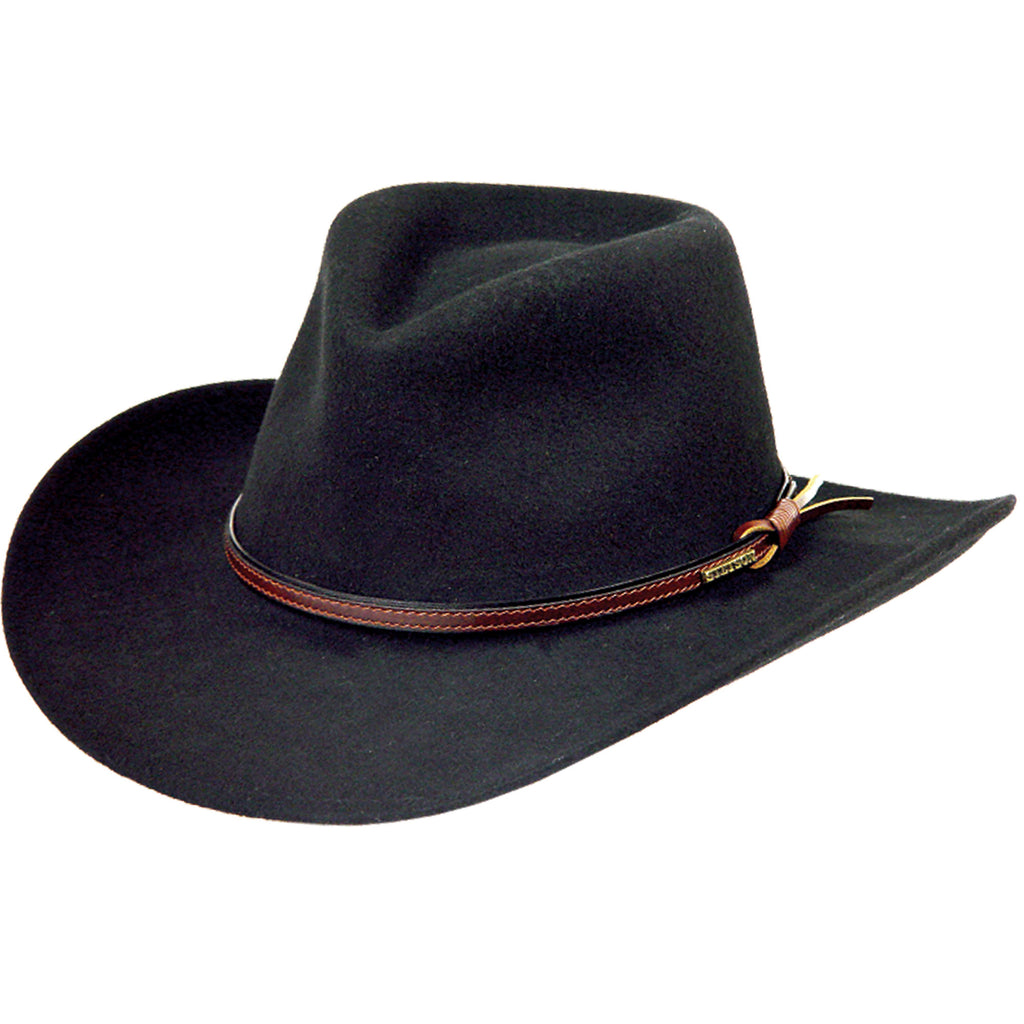 Stetson Bozeman Crushable Wool Hat #TWBOZE-813007