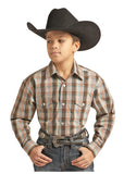 Boy's Panhandle Snap Front Shirt #C0S2215