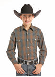 Boy's Panhandle Snap Front Shirt #C0S7715