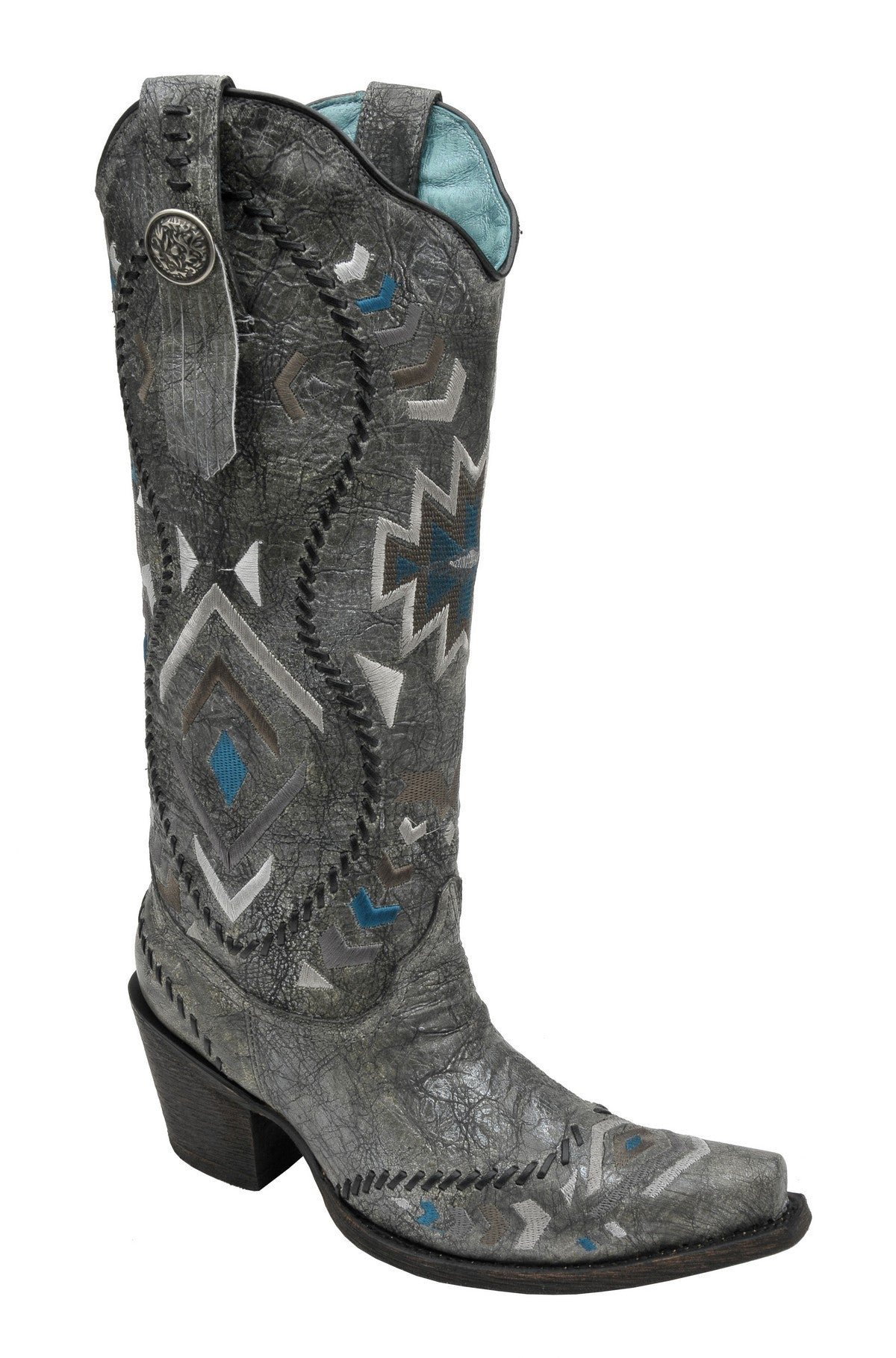 Women's Corral Western Boot #C2883-C