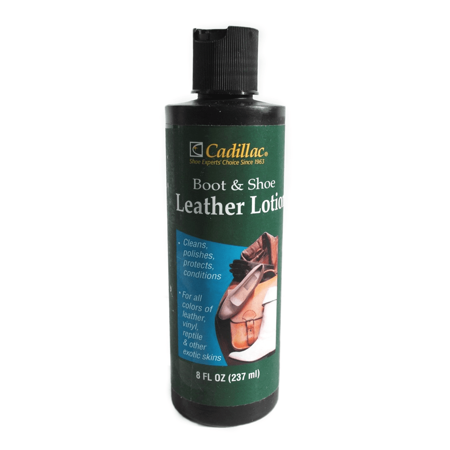 Cadillac Boot & Shoe Leather Lotion