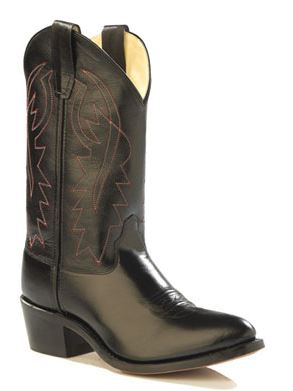 Youth's Old West Western Boot #CCY8110 (3.5Y-7Y)