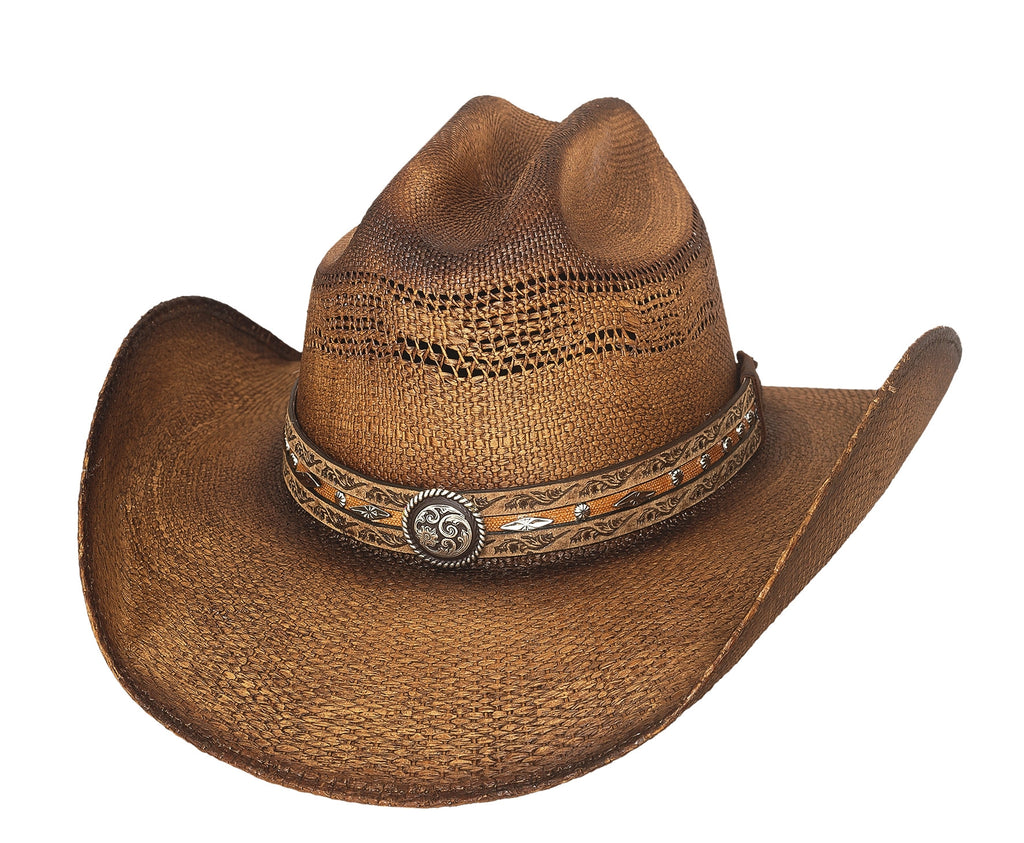 Bullhide Corral Dust Straw Hat #2879
