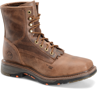Men's Double H Composite Toe Lace Up Work Boot #DH5128
