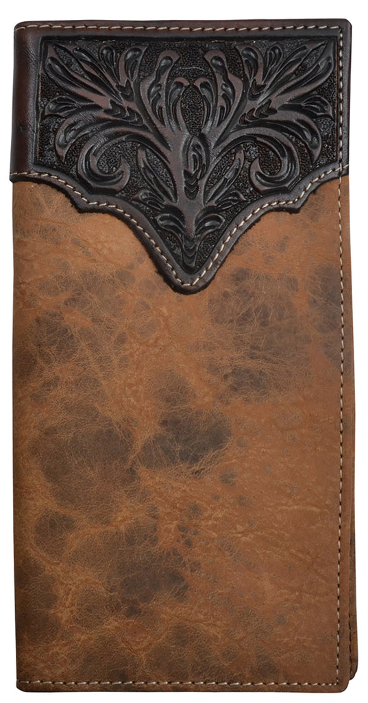 Men's 3D Belt Co. Rodeo Wallet #DW1102