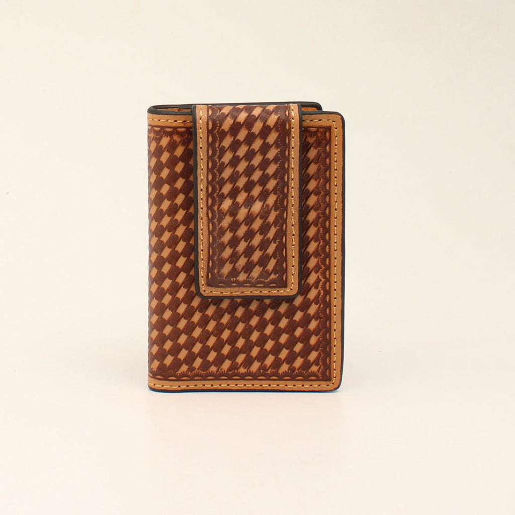 Men's 3D Belt Co. Wallet Money Clip #DW653