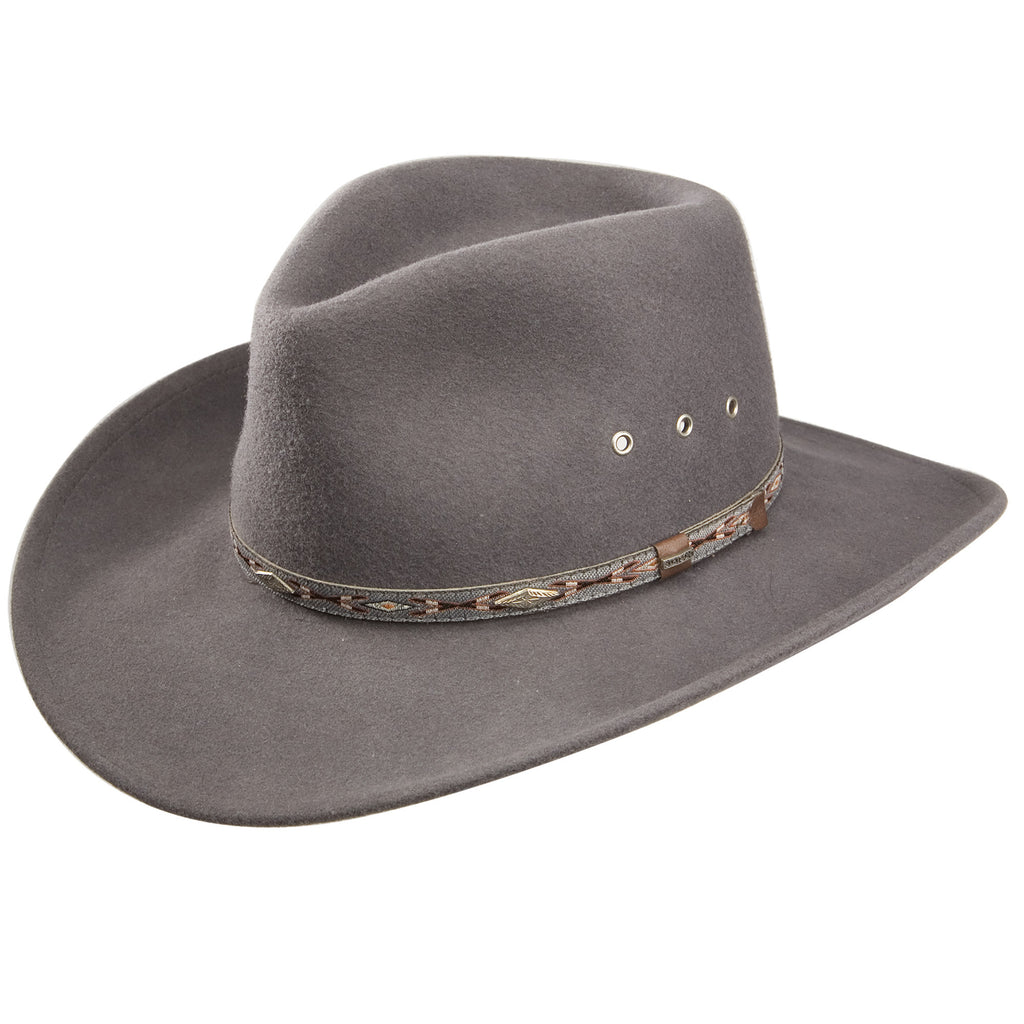 Stetson Elkhorn Crushable Wool Hat #SWELKH-813285