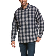 Men's Ariat Fenrir Flannel Shirt Jacket #10027990