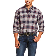 Men's Ariat Falkin Retro Snap Front Shirt #10028880